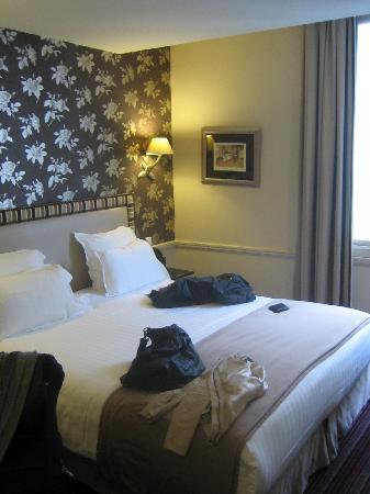 Hotel Gramont Opera Paris: Zimmer Nr. 405