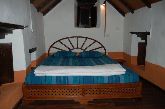Namobuddha Resort: dormitorio