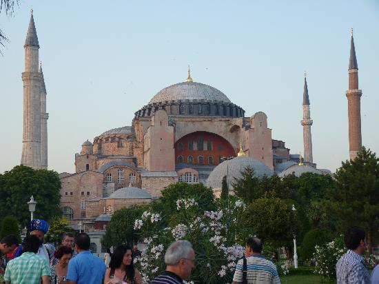 Hotel Polatdemir: Blue Mosque