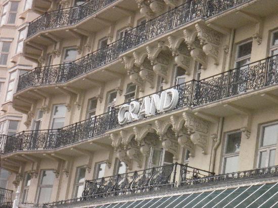 เดอ เวียร์ โฮเต็ล เดอะ แกรนด์ ไบรท์ตัน: hotel