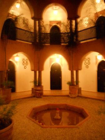 Villa Al Assala Palmeraie: chambres