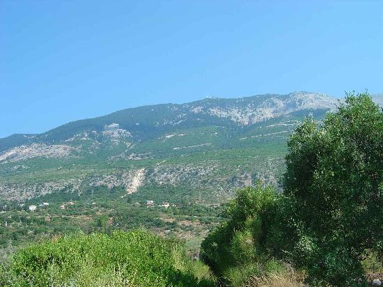 Thalassino Trifilli: Mount Enos