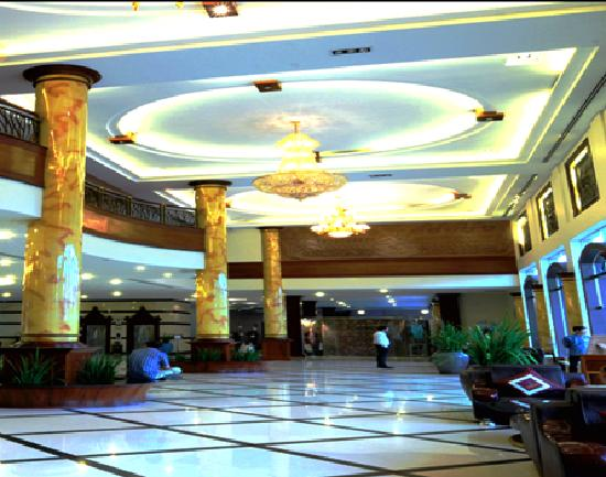 Pacific Hotel & Spa : Hotel Lobby