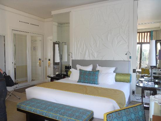 Vue depuis la chambre photo de hotel royal riviera for Saint jean chambre