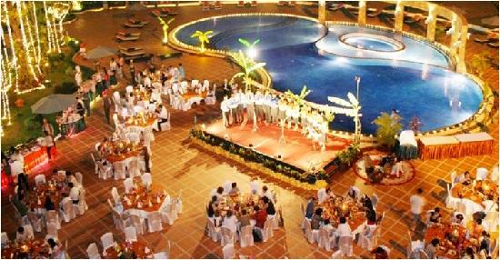 Pacific Hotel & Spa : New Year Gala Dinner