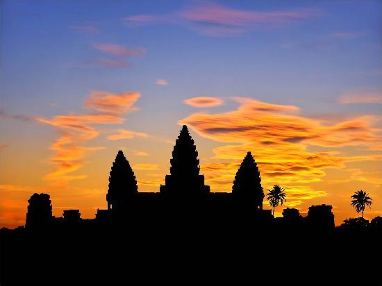 Pacific Hotel & Spa : Angkor Wat