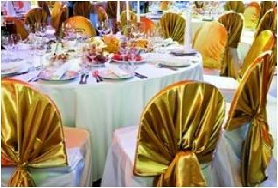 Pacific Hotel & Spa : Banquet Set-up