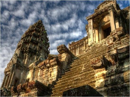Pacific Hotel & Spa: Angkor Wat