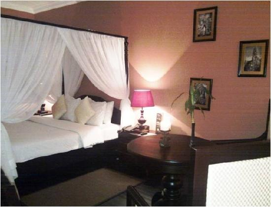 Pacific Hotel & Spa: Colonial Deluxe Double Room