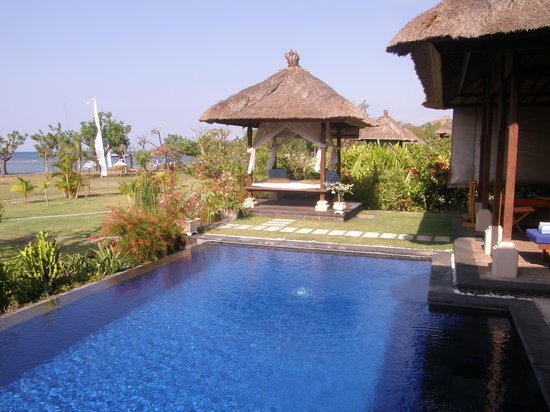 Amertha Bali Villas: private pool