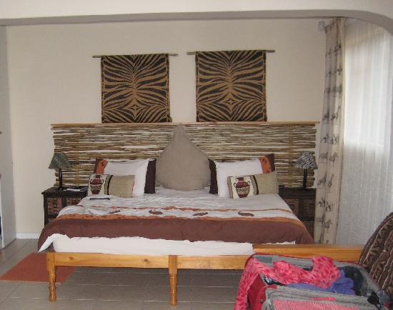 Panorama Lodge: very comfortable rooms