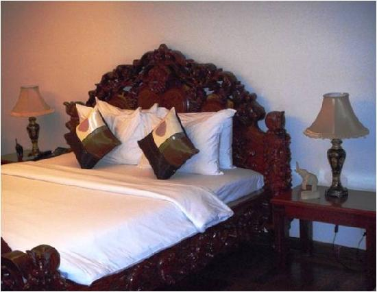 Pacific Hotel & Spa: Suite Room