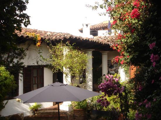 Casa Felipe Flores: Garden
