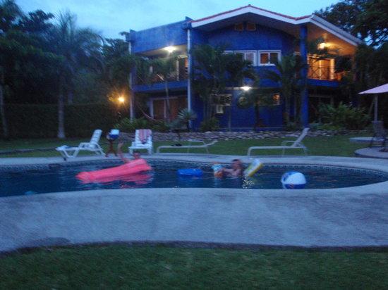Hotel Casa Azul: the hotel