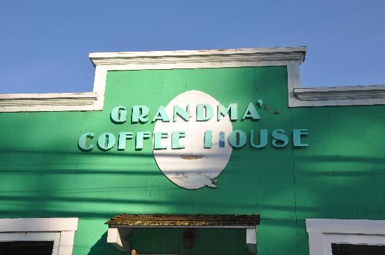Paia, HI: Granda coffee house