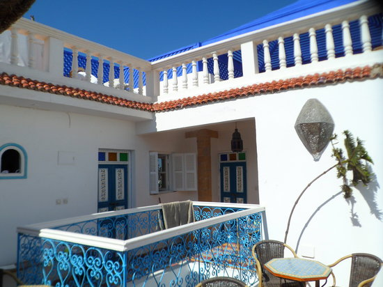 Riad Hotel Emeraude: Un rêve !