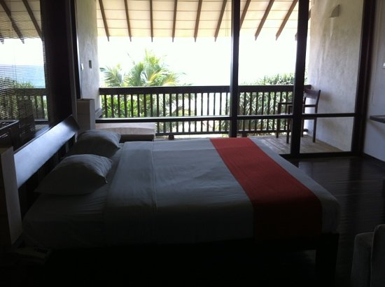 Temple Tree Resort & Spa: our room