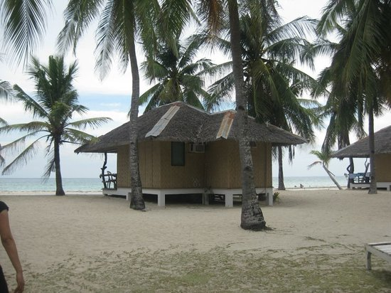 Budyong Beach Resort : Our cottage
