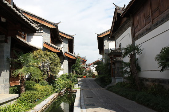 InterContinental Lijiang Ancient Town Resort: Hotel Grounds