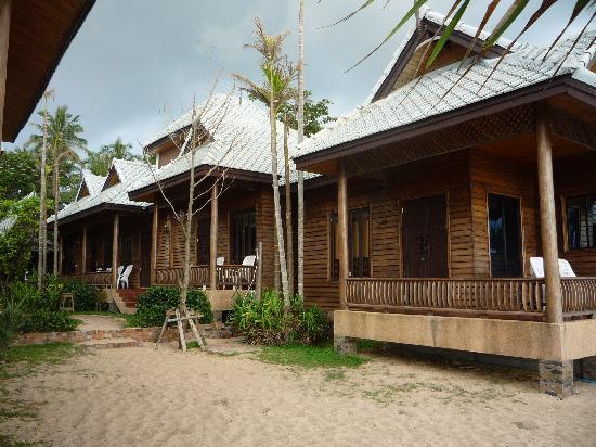 Baan Pakgasri Hideaway: Habitaciones
