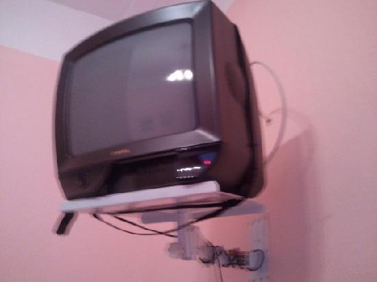 Hotel Castell: TV
