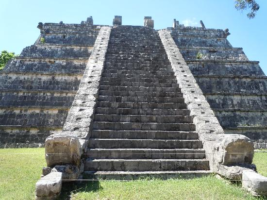 Chichén Itzá: the only tomb found