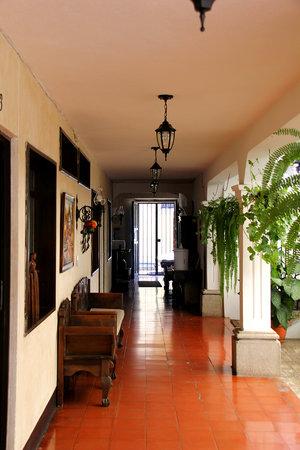 Hotel Posada Dona Luisa: Well designed