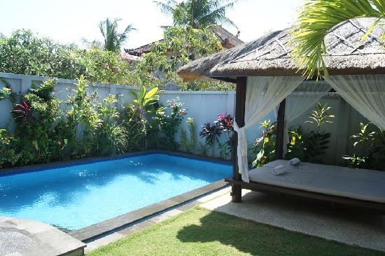 The Kuta Playa Hotel and Villas: Namaste Villa