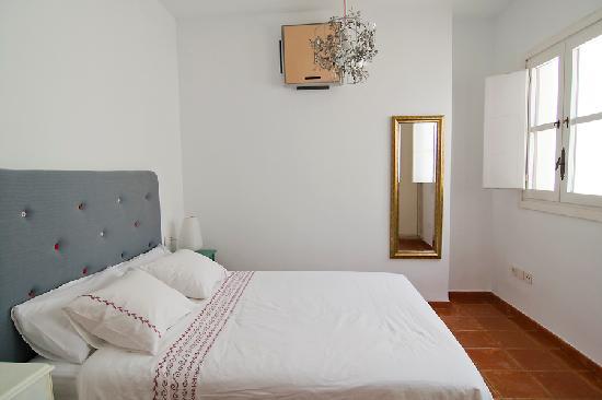 Apartamento El Patio De Ezequiel: Habitación