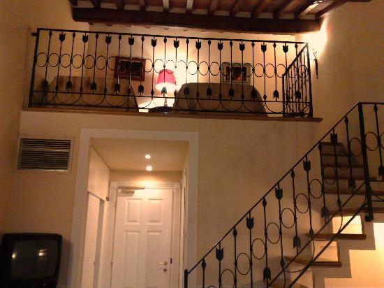 Soppalco in camera foto di il piccolo castello hotel - Soppalco in camera ...