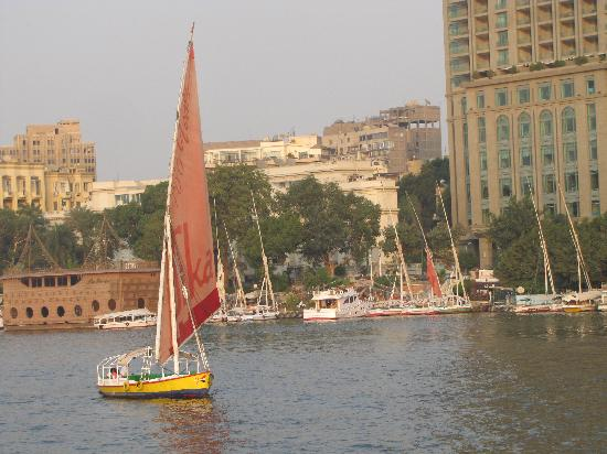Nile Blue Excursions : THE GREAT NILE RIVER TODAY
