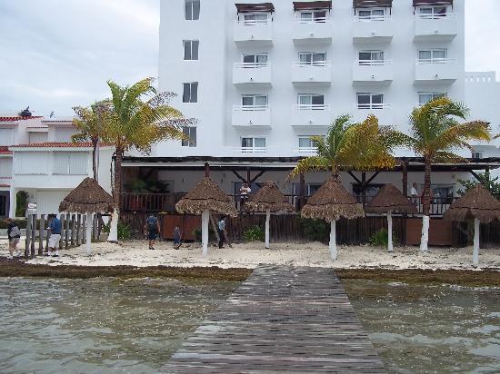 Holiday Inn Cancun Arenas: vacaciones