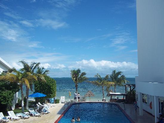 Holiday Inn Cancun Arenas: la vista
