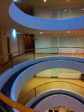 Santa Maria Hotel -- Fatima: visione sui piani dagli ascensori
