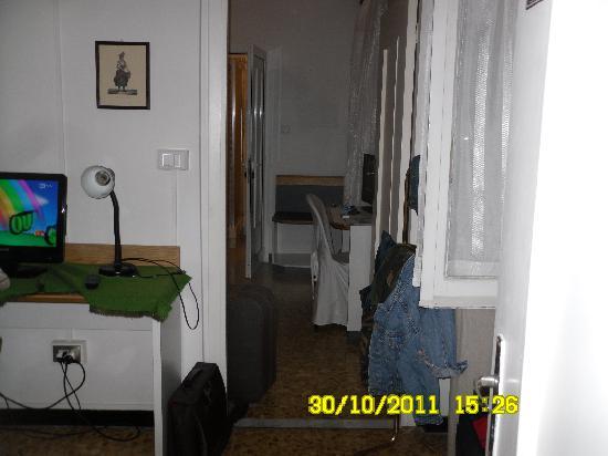 Hotel Agnello D'Oro : camere comunicanti
