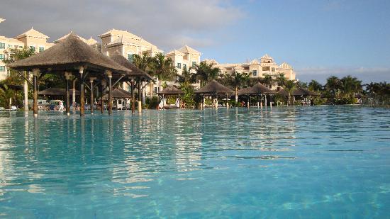 Piscina principal picture of gran melia palacio de isora resort spa alcala tripadvisor - Hotel gran palacio de isora ...