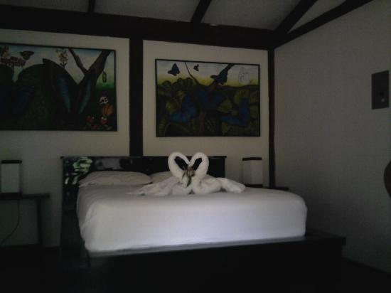 Hotel Quelitales: CABAÑA MARIPOSAS