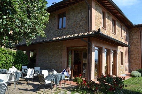 Piccolo Hotel La Valle Pienza: piccola hotel