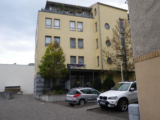 Senator Hotel Frankfurt : Senator