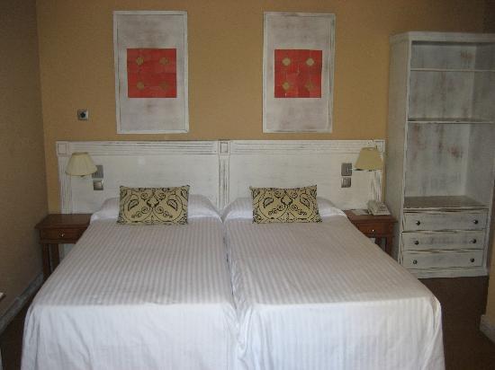 Isla Canela, Espanha: habitación