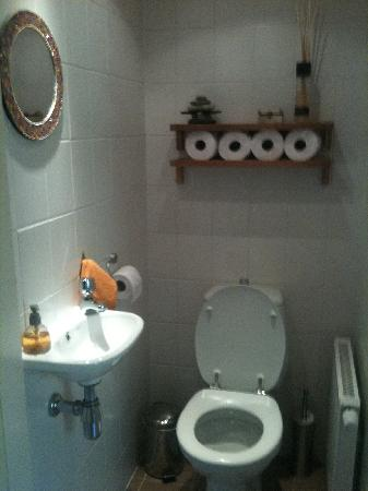 The Waterinn: toilet