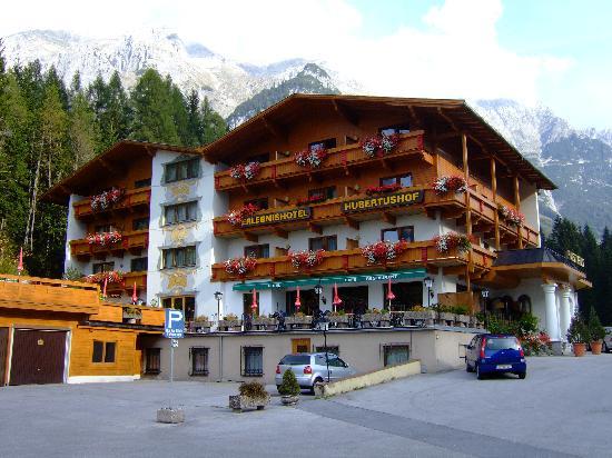 Leutasch, Oostenrijk: Hotel Hubertushof, Reindlau