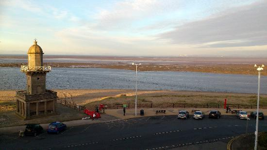 Fleetwood, UK: View from room