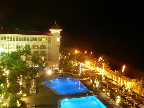 Hotel Riu Palace Madeira: Blick von Zimmer 1425