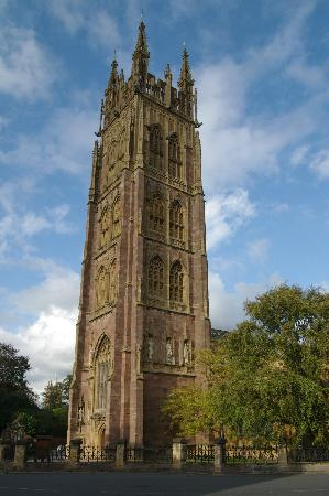 Taunton, UK: St Mary's Church
