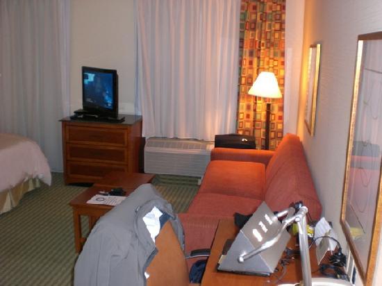 Homewood Suites by Hilton Stratford: der Wohn-Bereich