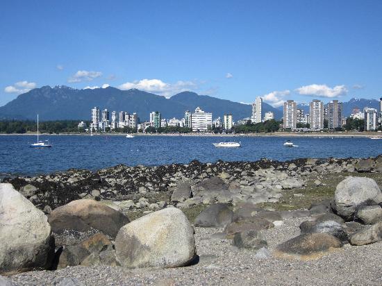 Beaches Restaurant View Vancouver