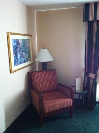 Hilton Garden Inn Plymouth: spacious rooms