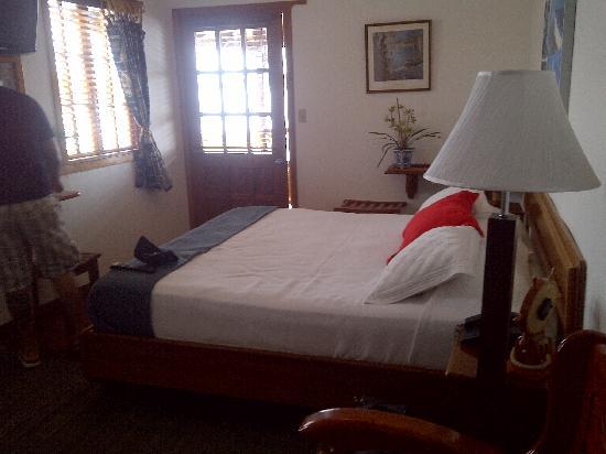 Hotel Bocas del Toro: room