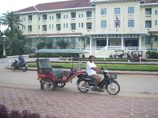 Raffles Hotel Le Royal: Mr Soka our driver